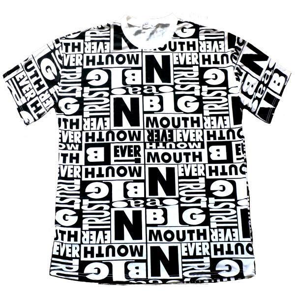 b66942178fb06 ダンス衣装 ヒップホップ ビッグ 英文字 モノトーン プリント Tシャツ ダンス 衣装 キッズ ジュニア レディース メンズ